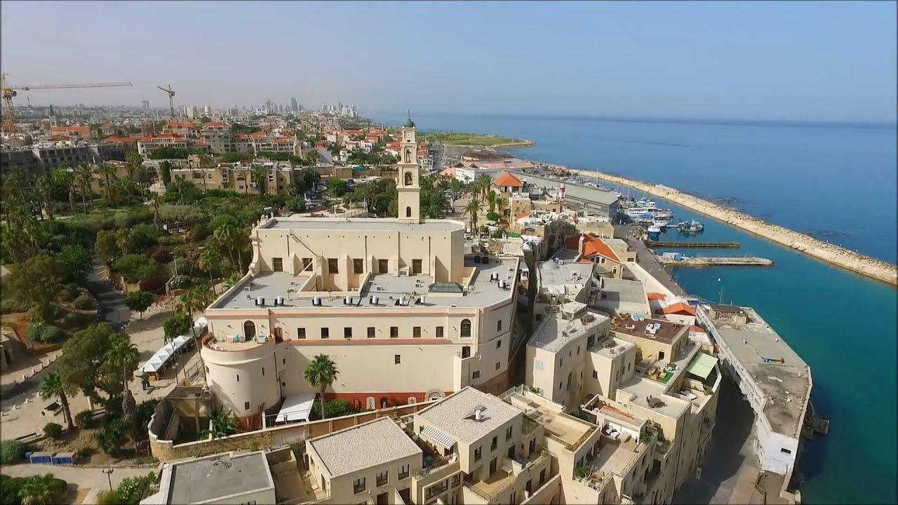 Tel Aviv Hd: Tel Aviv Jaffa Sea HD