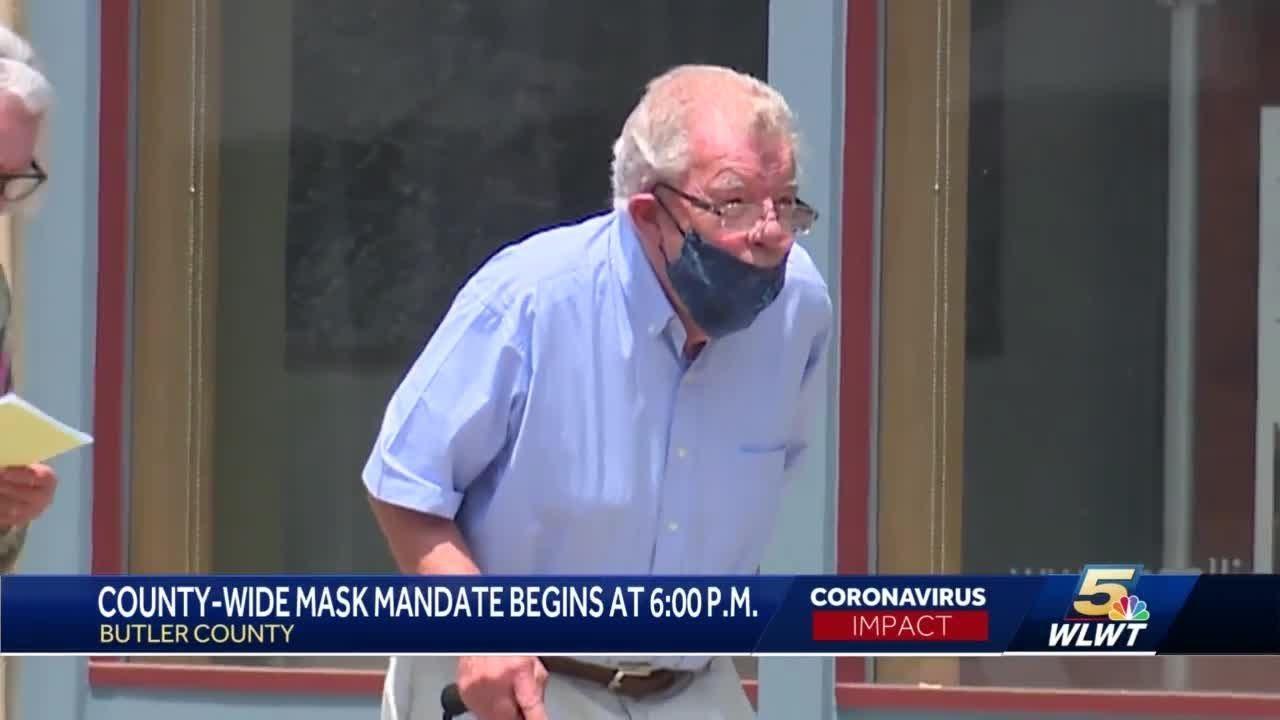 Indiana joins Kentucky, Ohio in mandating mask-wearing