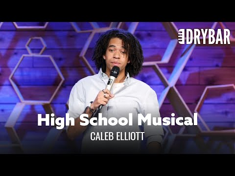 High School Musical In Real Life. Caleb Elliott - YouTube