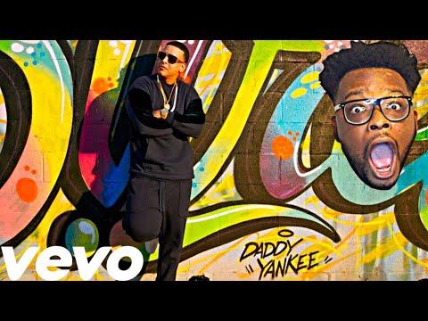 Dura - Daddy Yankee (Video Oficial) REACTION