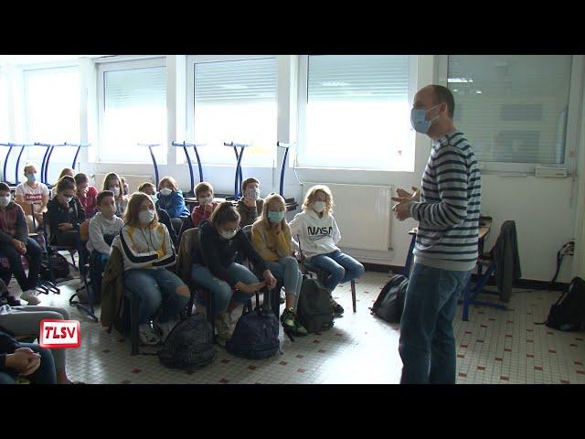 Luçon : prévention numérique pour les collégiens