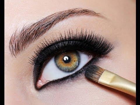 Saundarya - Eye Makeup - How to get Smokey Eyes