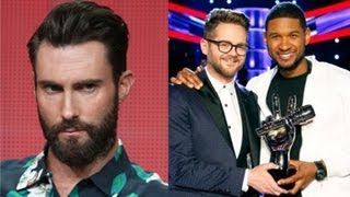 The Voice Season 6 (USA): Adam Levine Angry About Losing?