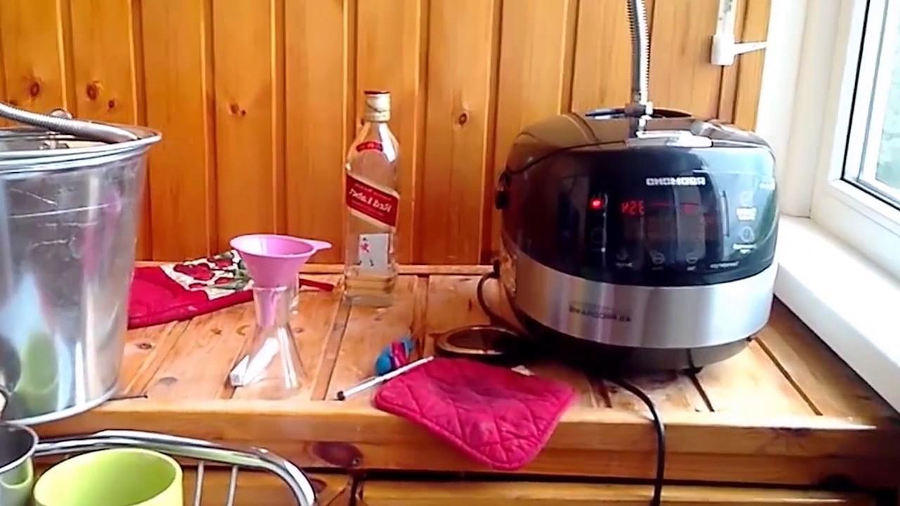 Как сделать самогонный аппарат из мультиварки в домашних можно ли использовать пвх трубки в самогонном аппарате