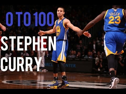 Stephen Curry - 0 to 100 (Re-Upload)ᴴᴰ