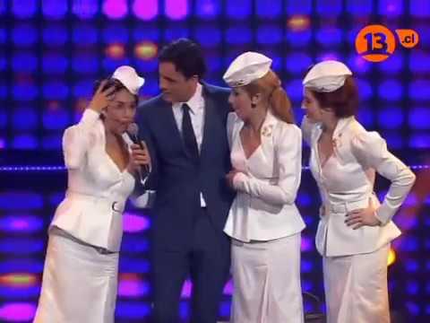 Trio Ladies The Andrews Sisters Sing, sing, sing en Mi Nombre Es T3