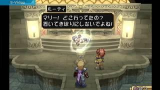 PS1 vs PS2 Comparison [Tales of Destiny] 테오데 비교