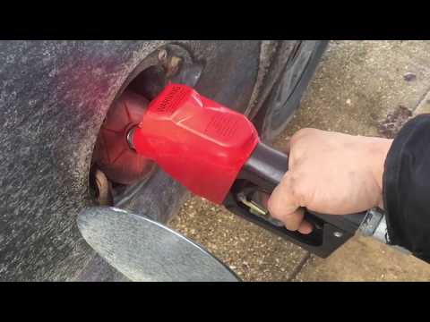 How to fix Chevy Silverado that will not let you fill gas tank quickly