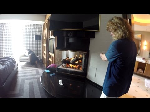 Tour The Presidential Suite Hard Rock Hotel Youtube