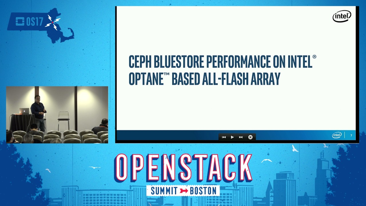 Optimizing Ceph Performance by Leveraging Intel® Optane™ and 3D NAND
