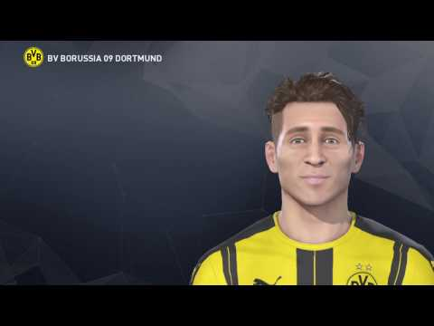 Pes 2017 Face Build | Emre Mor [Borussia Dortmund] PS4