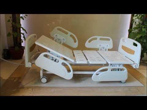 KJW-D201PZ Electric Two Motors Medical Care Bed For Nursing Home