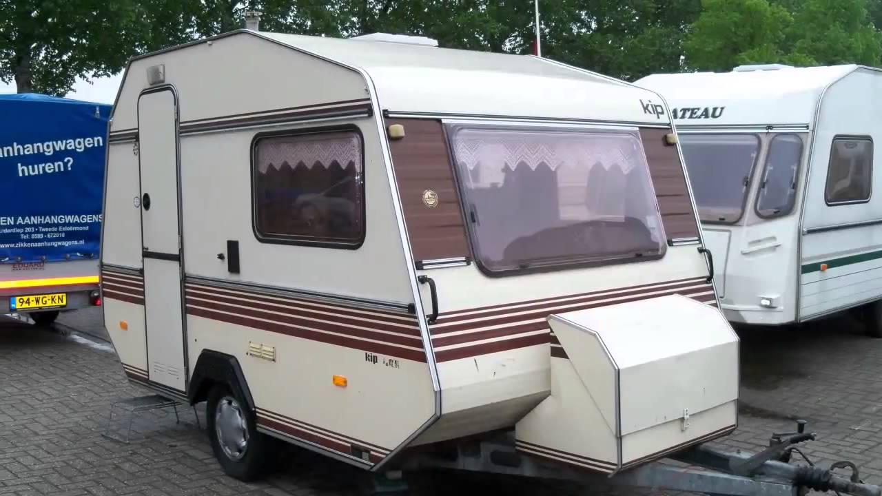 Caravan te koop kip 330 lux 1984 950 nieuwe banden youtube - Te koop ...