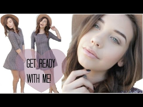 Get Ready with Me! ♡Bronze and Bohemian♡