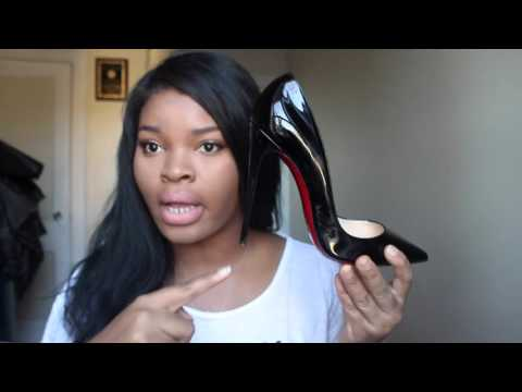 Why I Will Never Buy a Christian Louboutin So Kate 120 mm Again !!!