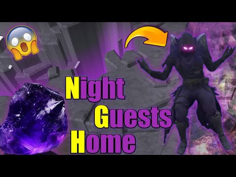 Grim Soul Dark Fantasy : #508🔥Night Guests Army And Secret Purple Place   What You Think 🤔🔥