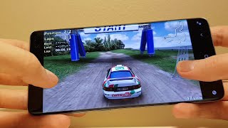 Pocket Rally Samsung Galaxy S10+ Gameplay Review!