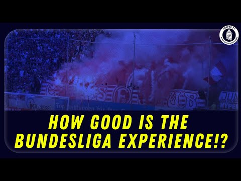 How Good Is The German Football Experience?