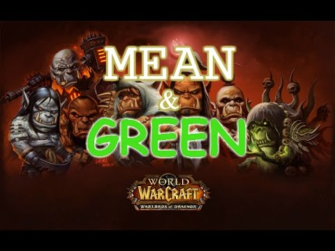 Wow Mean And Green Achievement How To