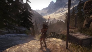 Let's play rise of the tomb Raider (100%) 9#