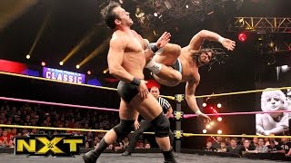 Austin Aries & Roderick Strong vs. Otis Dozovic & Tucker Knight – Dusty Classic: WWE NXT, 19. Okt.