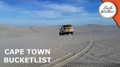 ATLANTIS DUNES 4x4 Trail || Cape Town