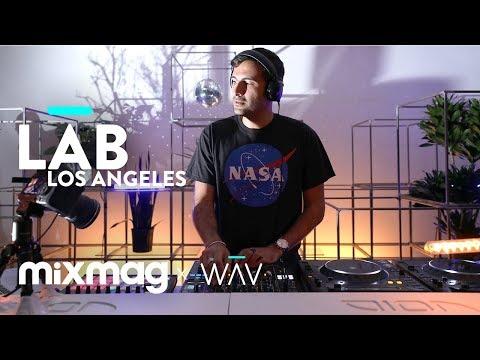 PLEASUREKRAFT live techno set in The Lab LA