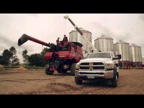 Day in the Life - Nathan the Ag Equipment Technician
