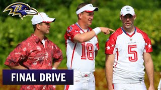 Final Drive: Why John Harbaugh Likes Coaching in Pro Bowl