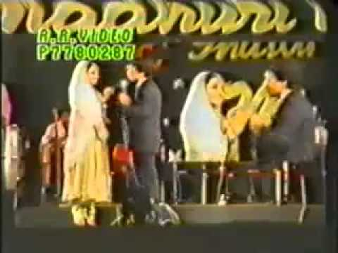 Madhuri Dixit Live (the Introduction)