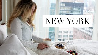 VLOG | My New York City Diaries