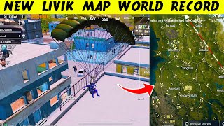 New LIVIK Map New MONSTER TRUCK New World RECORD New UPDATE in PUBG Mobile