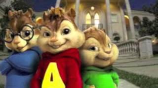 chipmunks sing Everything i do