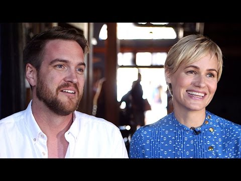Patrick Brice and Judith Godrèche at SXSW 'The Overnight'   @hollywood