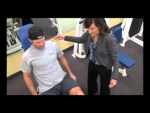 Sports Therapy at the Center for Physical Excellence