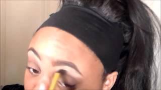 My Bronze Glow Makeup Look Thumbnail