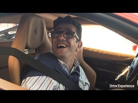 Come si spiega una Ferrari ad un non vedente? - Davide Cironi Drive Experience
