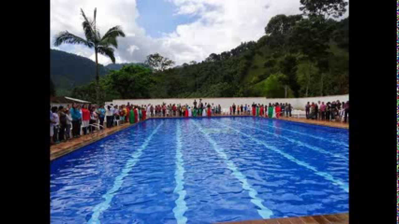 piscina municipal jard n antioquia youtube