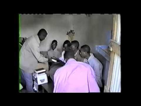 Azeb Cook 2006 Mission to Ethiopia