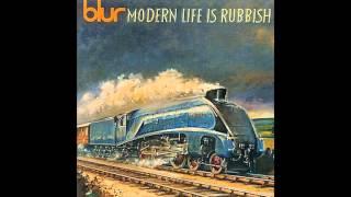 Blur--Modern Life is Rubbish (Album Review)