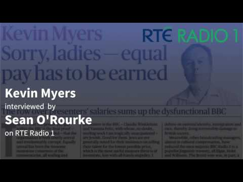 Kevin Myers interviewed by Sean O'Rourke