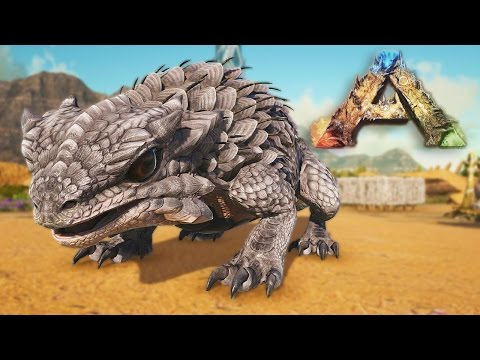ARK: Scorched Earth #3 Prezivljavanje - THORNY DRAGON