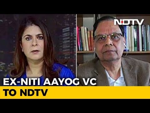 'Manmohan Singh Not Talking Like An Economist': Former NITI Aayog Vice Chairman To NDTV