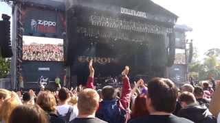 Europe - Rock The Night - Download Festival 2013