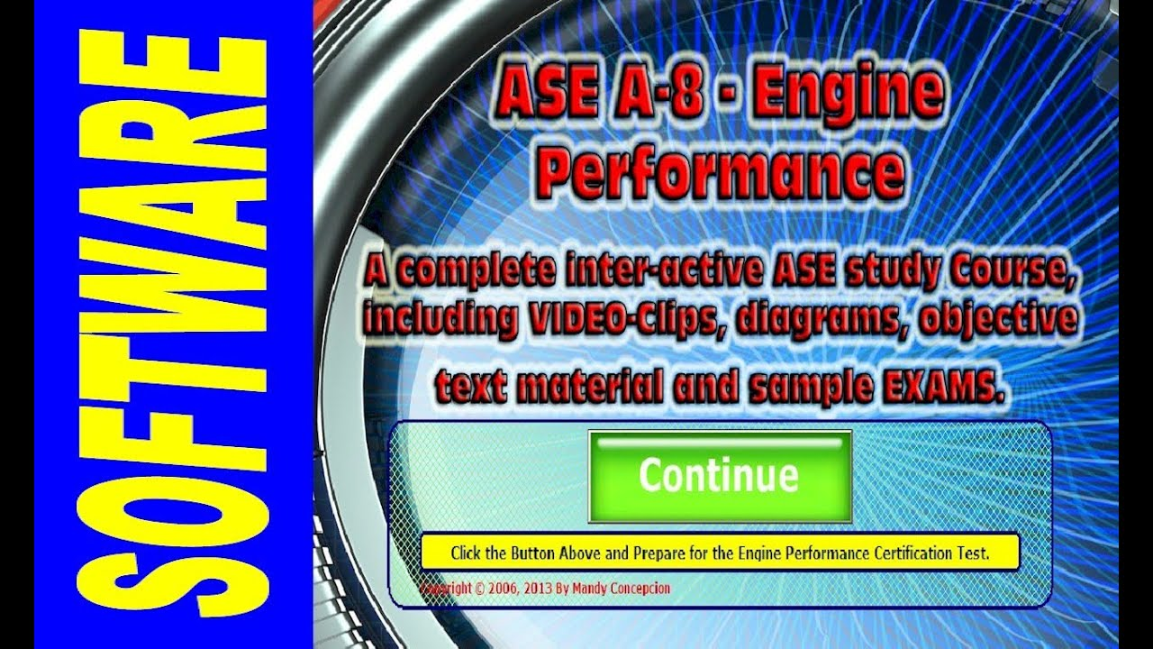 ase test preparation and study guide pdf