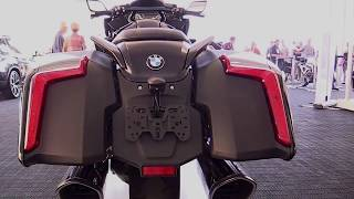 2018 BMW K1600 Complete Accs Series Pro Lookaround Le Moto Around The World