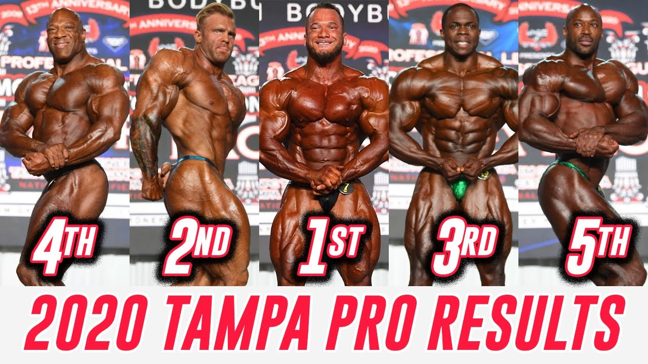 Hunter Labrada WINS Tampa Pro Results & Review 2020 | Open Bodybuilding