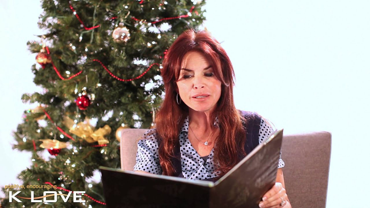K-LOVE - Roma Downey Christmas Story - YouTube