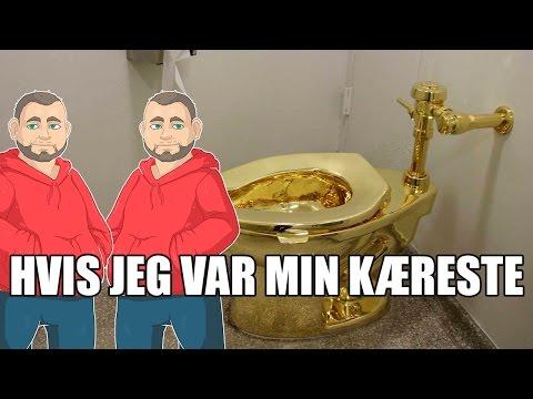 HVIS JEG VAR MIN KÆRESTE - TOILETTET