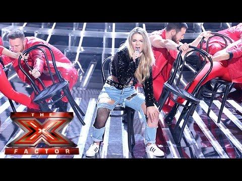 Louisa Johnson performs Michael Jackson classic  | Live Week 2 | The X Factor 2015
